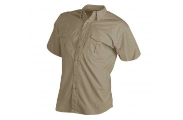 Browning Black Label Tactical Short Sleeve Shirt, Forest, X-Large 185602