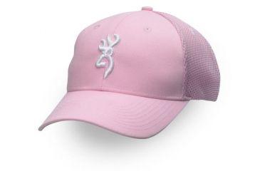 Browning Breeze Youth Cap, Mossy Oak Break-Up Infinity/Pink, 308325241