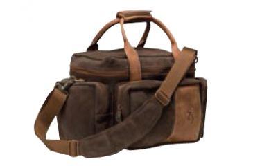 Browning Cattlemen Range Bag Brown 15x10 5x13in 121080081