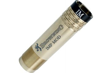 Browning Diana Grade Extended Choke Tube, Titanium Nitride, black band - Improved Modified, 20 Guage, Constriction .025