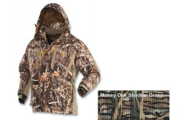 Browning Dirty Bird 4-In-1 Parka, Mossy Oak Shadow Grass Blades, S 3033002501