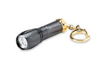 Browning Black Ice Keychain Light, Black, Model 3341