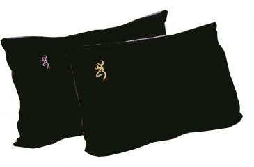 1-Browning Fleece Pillow