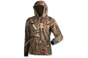 Browning Hell's Canyon Performance Fleece Hoodie, Mossy Oak Break-Up Infinity, S 3015862001