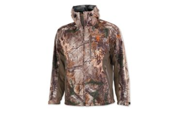 Browning Hells Canyon Jacket, HC Packable Rain MOINF, 3XL 3045852006