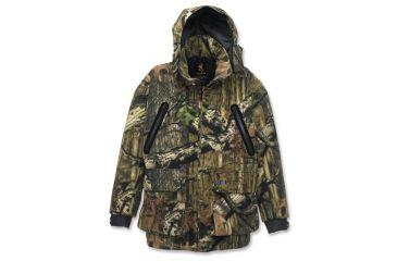 Browning Hydro-Fleece Primaloft Parka, Mossy Oak Break-Up Infinity, 3XL 3039422006