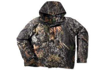 1f67a5a089c2e Browning Hydro-Fleece A.T. Packable Rain Jacket   Free Shipping over ...