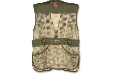 Browning Junior Trapper Creek Mesh Shooting Vest, Sage/Pink, L 3050544403