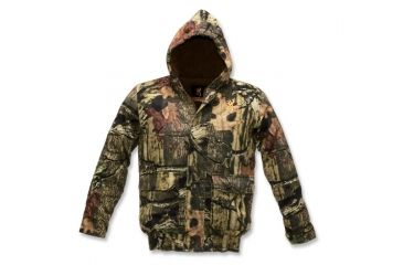 Browning Junior Wasatch Hooded Jacket, Realtree AP, S 3041382101