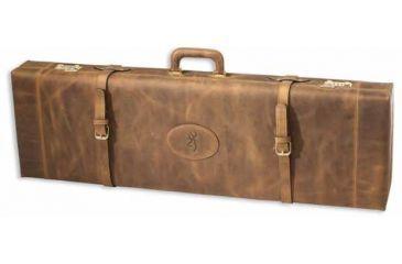Browning Leather Distressed Shotgun Case 1424208408