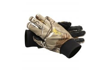 Browning NTS On-Tip Liner Realtree AP Gloves, Medium/Large 185095