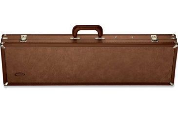 Browning Over/Under Fitted Shotgun Case - Classic Brown 32in Citori Trap Case 142880
