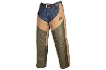 Browning Pheasants Forever Chaps, Field Tan, Mens Regular 3001163203