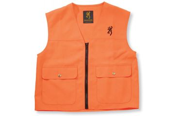 Browning Safety Vest, Blaze, S 3051000101
