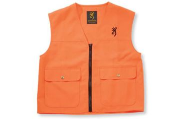 Browning Safety Vest, Blaze, XL 3051000104