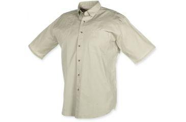 Browning Shooter Shooting Shirt, Short Sleeve, Sand, S 3010484801