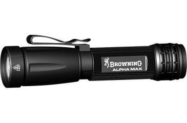 Browning Tactical Hunter Alpha Max Black Flashlight 3711239