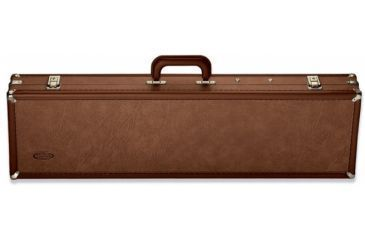 Browning Traditional Universal Over Under BT Fitted Shotgun Case - Classic Brown 1428118408