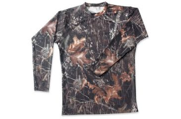 Browning NTS Compression Fit Long Sleeve Shirt