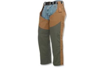 Browning Upland Chaps, Field Tan, Mens Regular 3001193203