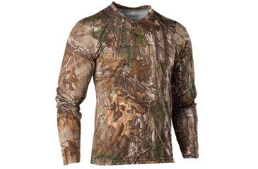 7a8364d7 Browning Vapor Max Long Sleeve T-Shirt, Realtree AP, S 3011612101
