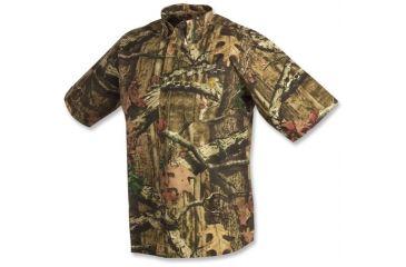 Browning Wasatch Lite Short Sleeve Shirt, Mossy Oak Break-Up Infinity, M 3011102002