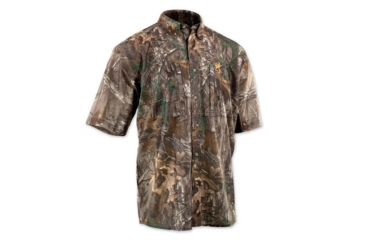 Browning Wasatch Shirt Mesh Lite SS MOINF 2XL 3018512005