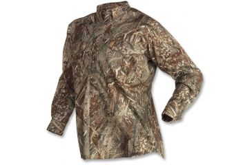 Browning Wasatch Shirt, Mossy Oak Duck Blind, S 3011351701