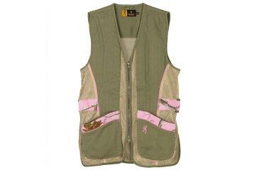 1-Browning Womens Sporter II Shooting Vest