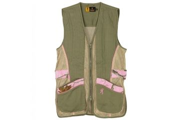 3-Browning Womens Sporter II Shooting Vest