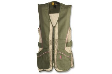 7-Browning Womens Sporter II Shooting Vest