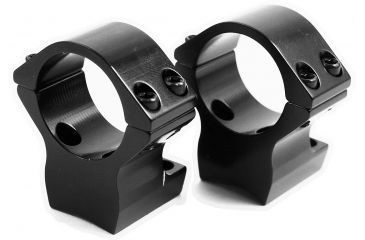 6-Browning X-Lock Integrated Rifle Scope Mounts