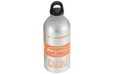 Brunton 0.6 Liter Empty Fuel Bottles FUEL-06