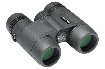 Brunton 10x32 Echo Mid Size Roof Prism Waterproof Binoculars Black