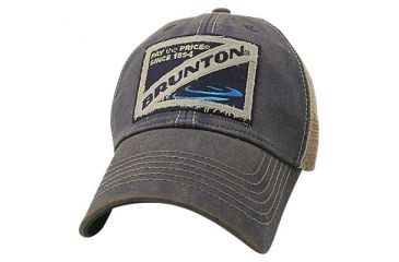 Brunton Faded BL Trucker Hat BLTRUCKER