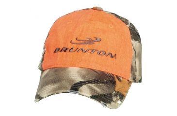 Brunton F Orcamohat Blaze Orange And Lost Camo Hat