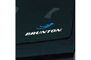 Brunton F Windowdcal Logo Decal