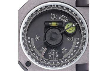 Brunton GEO Pocket Transit Pro Compass, 0-360 Degree 5010