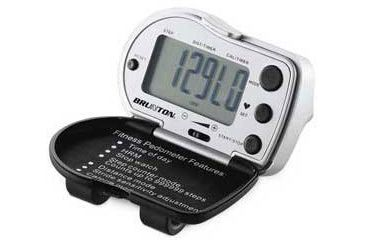 Brunton Pedometer with Heart Rate Monitor