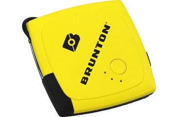 Brunton Pulse 1500 Portable Charger, Yellow F-PULSE-YL