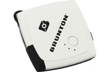 Brunton Pulse 1500 Portable Charger, White F-PULSE-WH