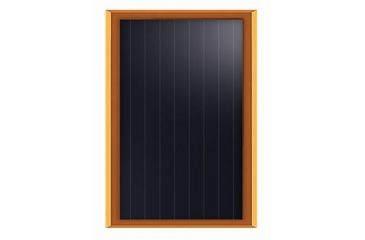 Brunton Solarflat2-Amorphous Solar Panel 2 watt 6 volt F-SOLARFLT2-6 in Orange