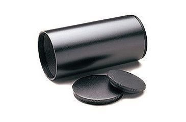 Included Sunshade and Metal Dust Covers