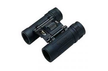 BSA Optics 8X21mm Compact Binoculars Rubber Covered - Black C8X21ACP