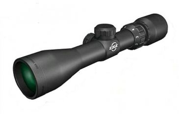 BSA Optics Edge Pistol Scope w/Black Matte Finish PS27X32