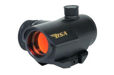 BSA Optics 20mm Red Dot Sight Gift Paper Box RD20