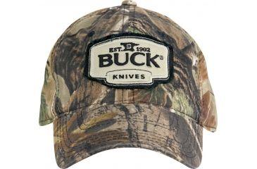 Buck Knives Baseball Cap, AP Camo BU89068