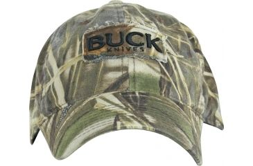 Buck Knives Baseball Cap, Max - 4 Advantage BU89052
