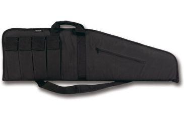 Bulldog Extreme Black with Black Trim 45'' Tactical Case BD420