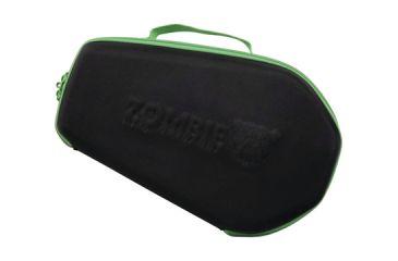 Bulldog Cases Coffin Shaped Pistol Case ZMB510B